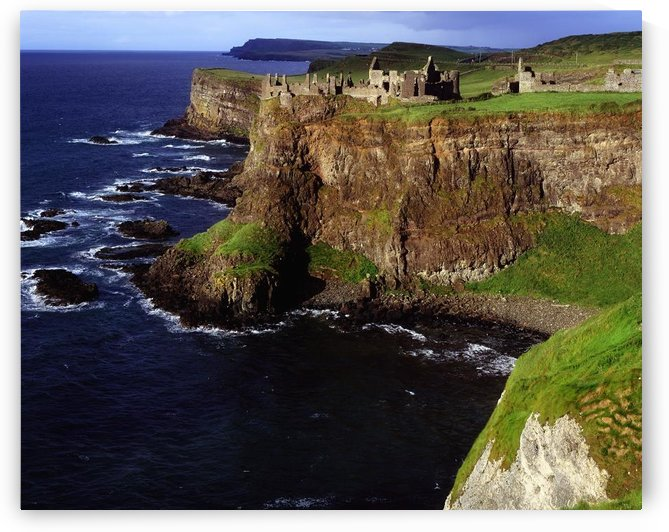 Dunluce Castle, Co. Antrim, Ireland by PacificStock