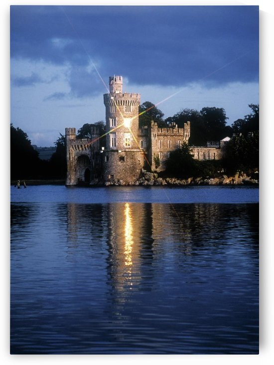 Blackrock Castle, River Lee, Near Cork City, Co Cork, Ireland by PacificStock
