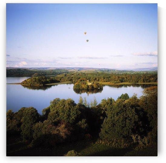 Castleisland Lough Key Forest Park, Boyle, Co Roscommon, Ireland by PacificStock