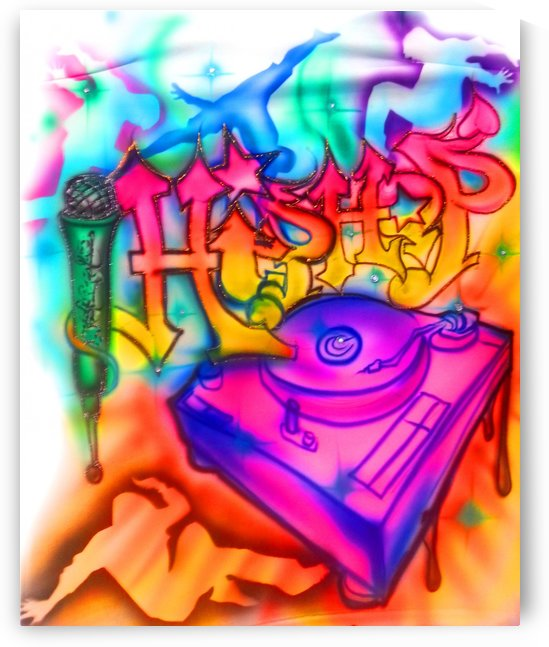 hip hop2 by Vince Osborne
