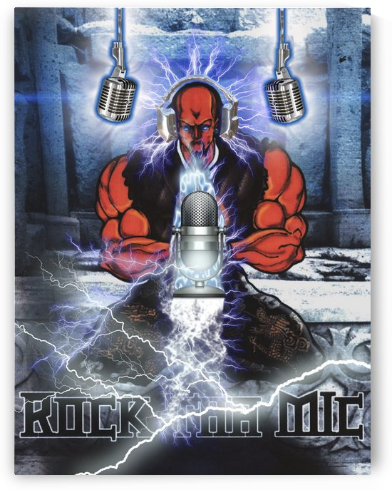 rockthamik by Vince Osborne