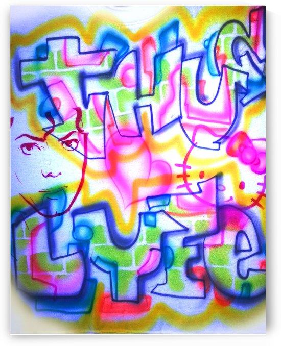 thug lyfe by Vince Osborne