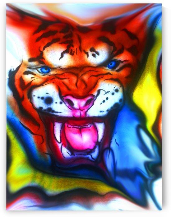 tiger1 by Vince Osborne