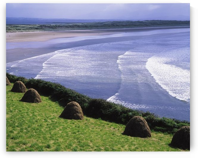 Inch Beach, Co Kerry, Ireland by PacificStock