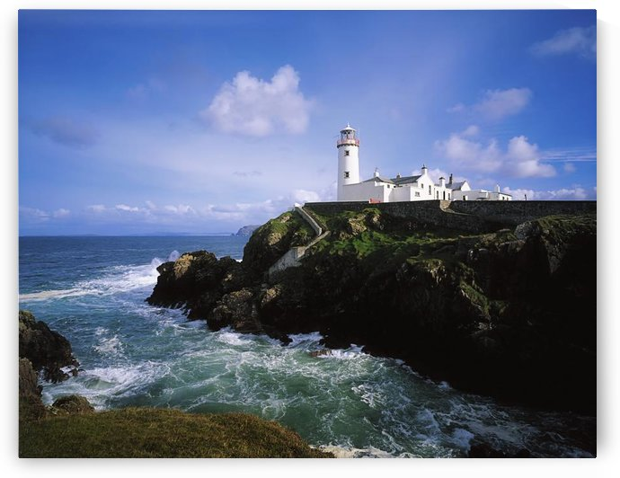 Fanad Lighthouse, Co Donegal, Ireland by PacificStock