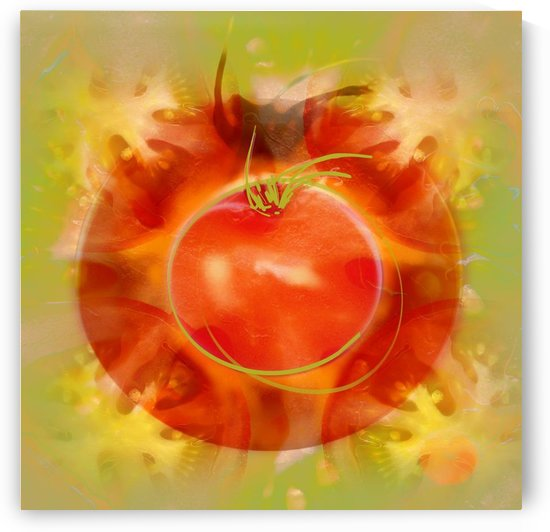 Illustration Of Tomato by PacificStock