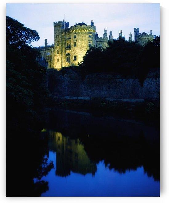 Kilkenny Castle, Co Kilkenny, Ireland; 12Th Century Norman Castle by PacificStock