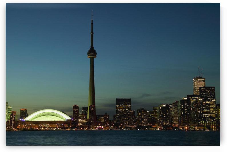 Toronto Skyline, Toronto, Ontario, Canada by PacificStock