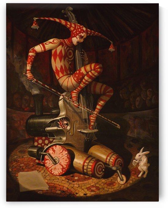 Agaric Flying Dutchman by Adrian Borda