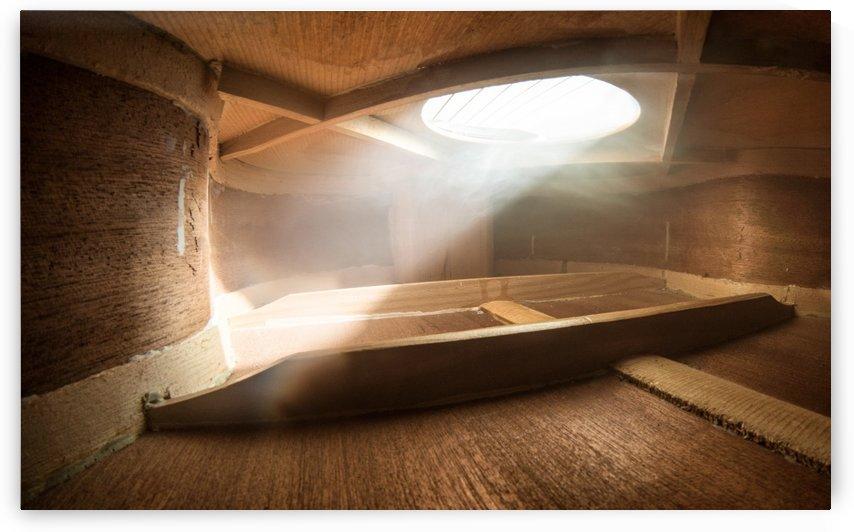 Inside Guitar by Adrian Borda