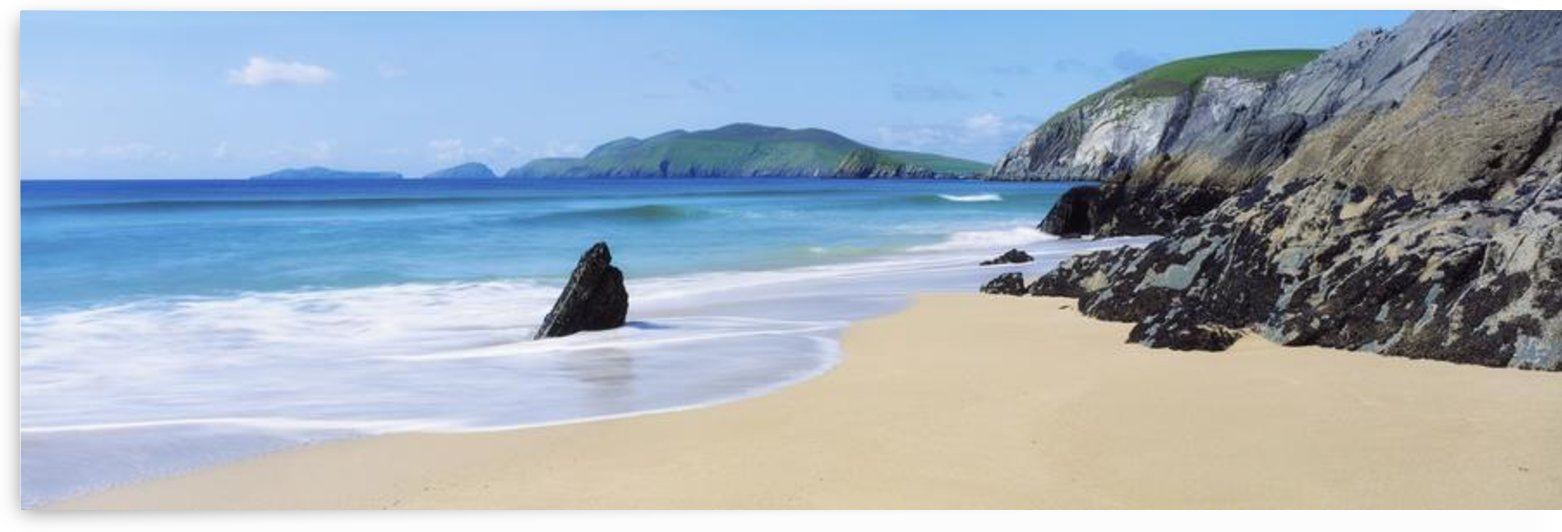 Coumeenoole Beach, Dingle Peninsula, County Kerry, Ireland by PacificStock