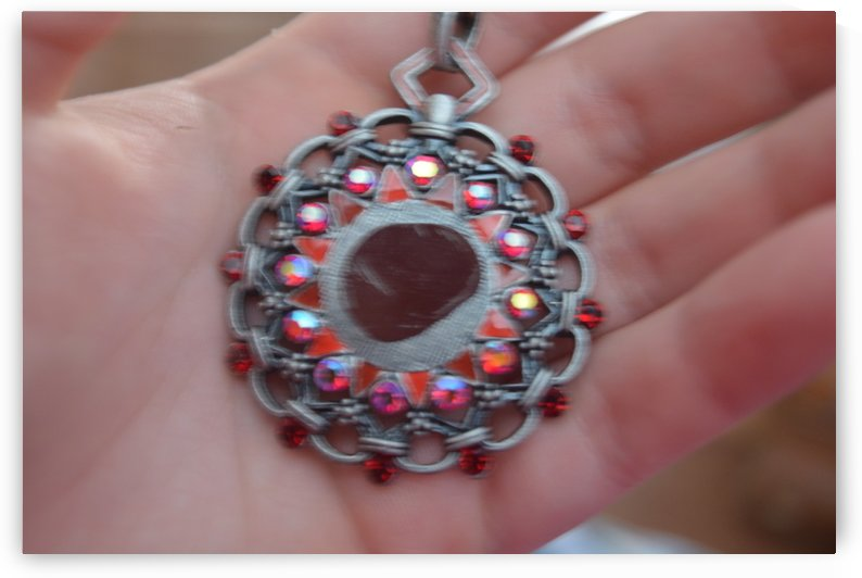 Pretty necklace by Cassandra Lewis