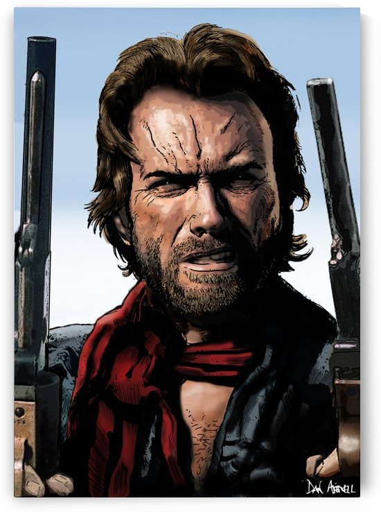 Clint - The Outlaw Josey Wales by Dan  Avenell