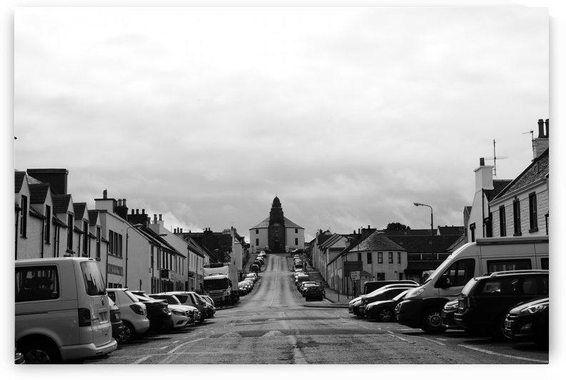 Church drive by Andy Jamieson
