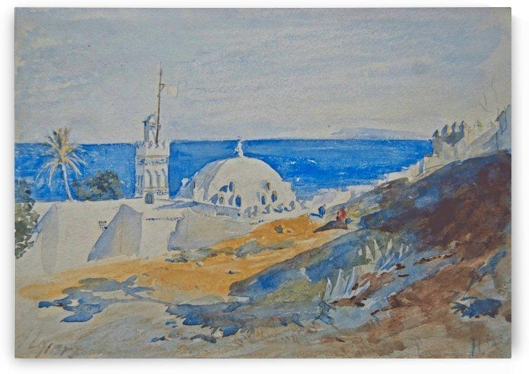 Algiers, Algeria by Hercules Brabazon Brabazon