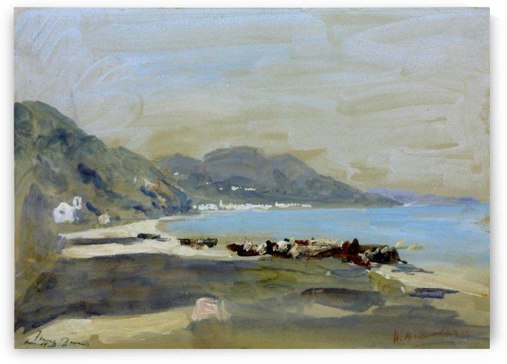 The Bay by Hercules Brabazon Brabazon