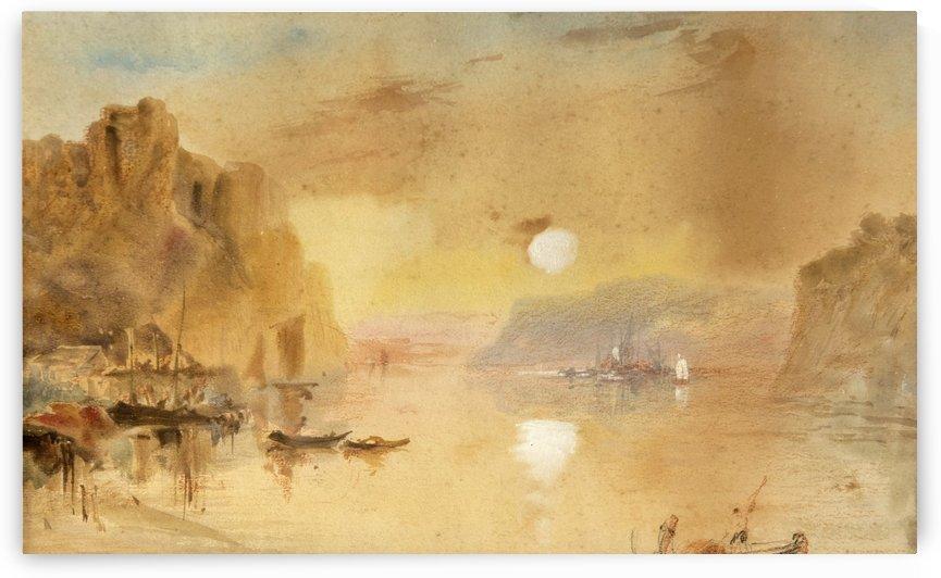 Nile River, Egypt by Hercules Brabazon Brabazon
