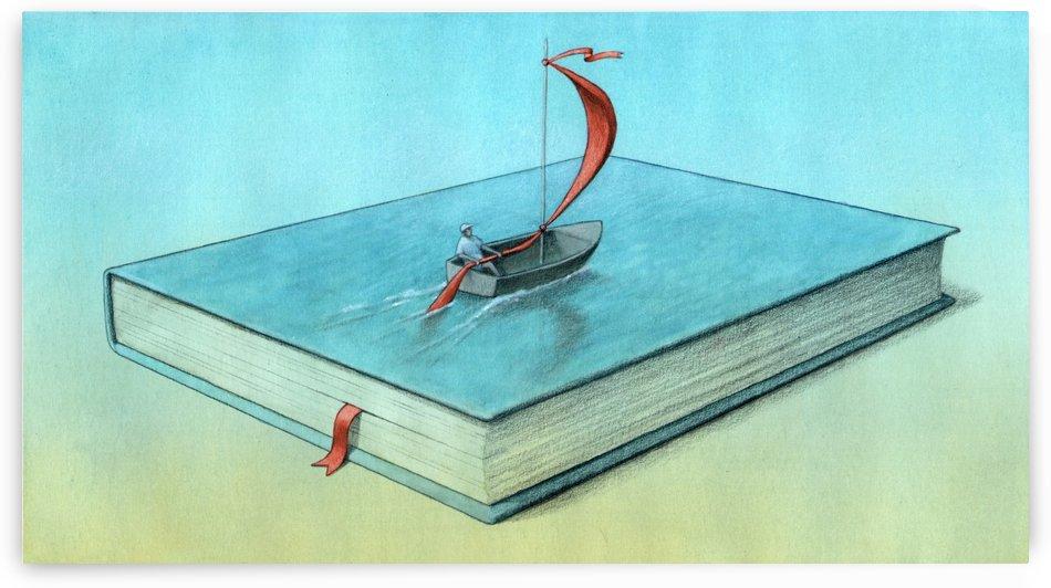 life by Pawel Kuczynski