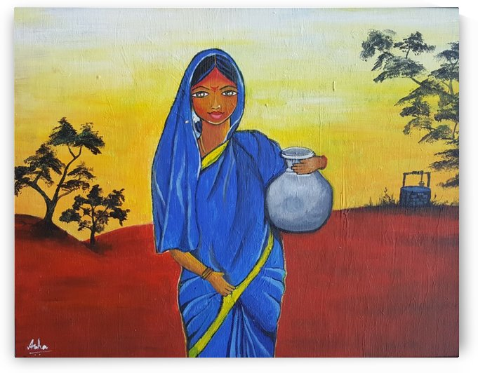 Village Belle by Asha