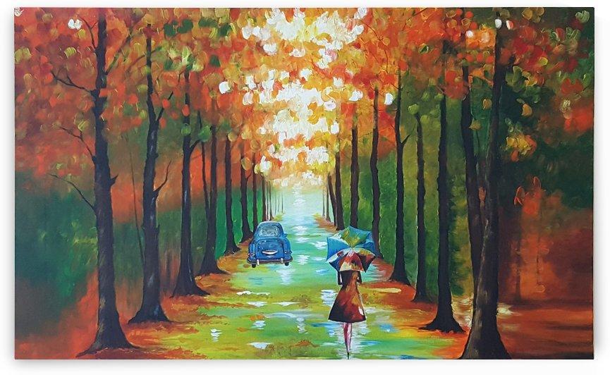 Vintage Twilight by Asha