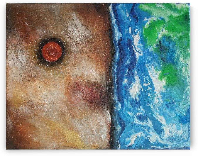 Cosmos Creation 3 by Asha