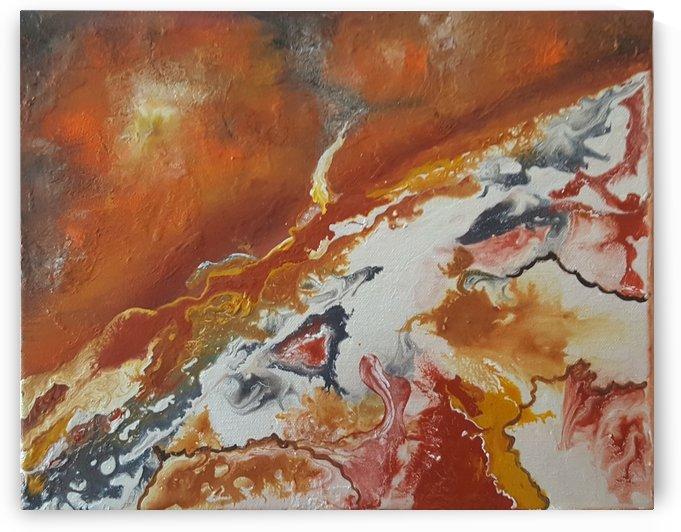 Cosmos creation 4 by Asha
