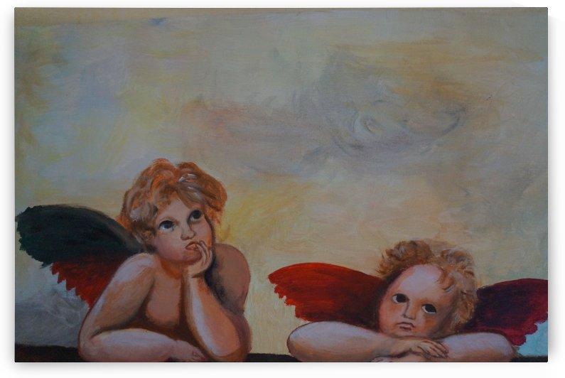 Raffaels Angel by Babetts Bildergalerie