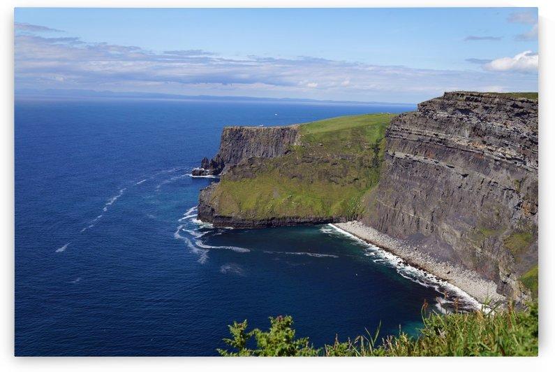 Cliffs of Moher, Ireland by Babetts Bildergalerie