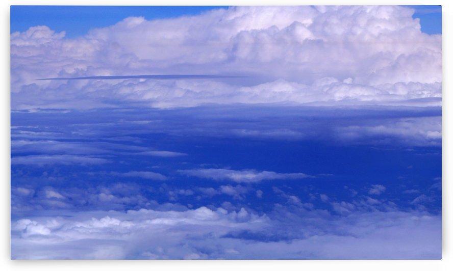 clouds by Babetts Bildergalerie