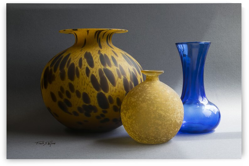 Glass by Frank Wilson