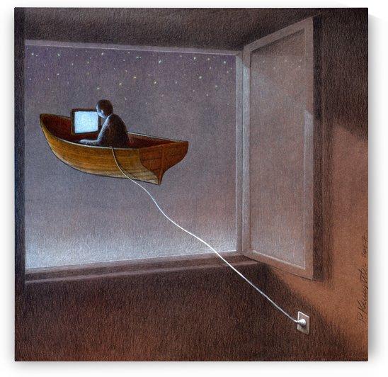 anchor by Pawel Kuczynski