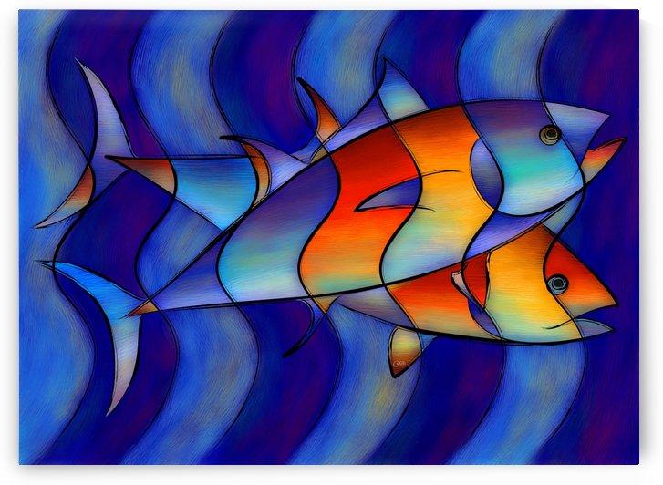 Cassanella - dream fish by Cersatti Art