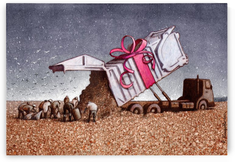surprise by Pawel Kuczynski