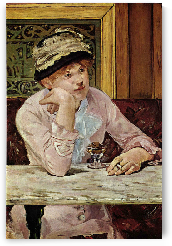 Pflaume by Manet by Manet