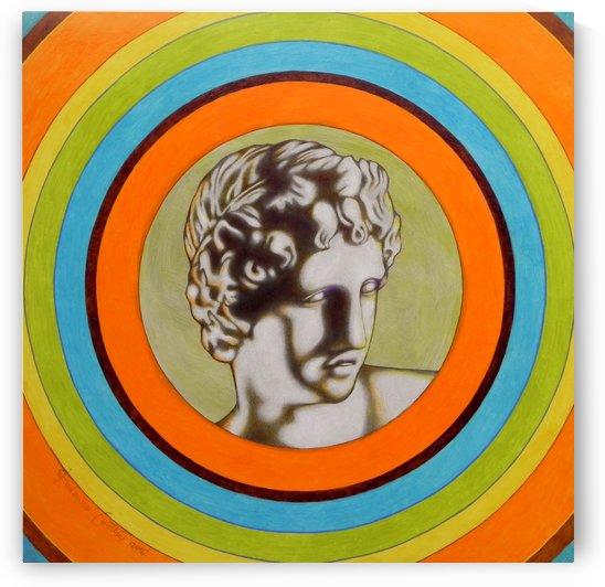 Apollo alla Galleria degli Uffizi by federicocortese