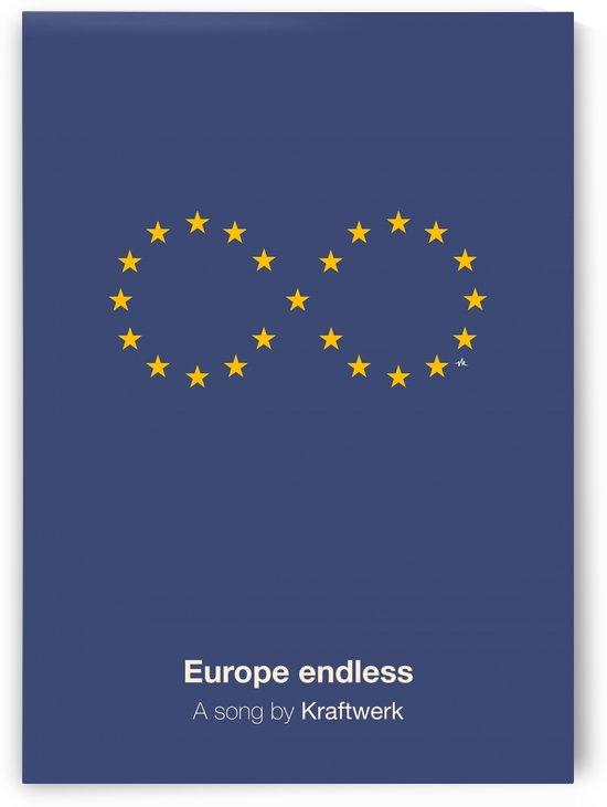 Europe endless by Viktor Hertz
