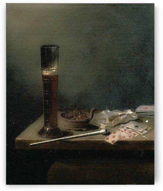 Still-Life by Adriaen van de Velde