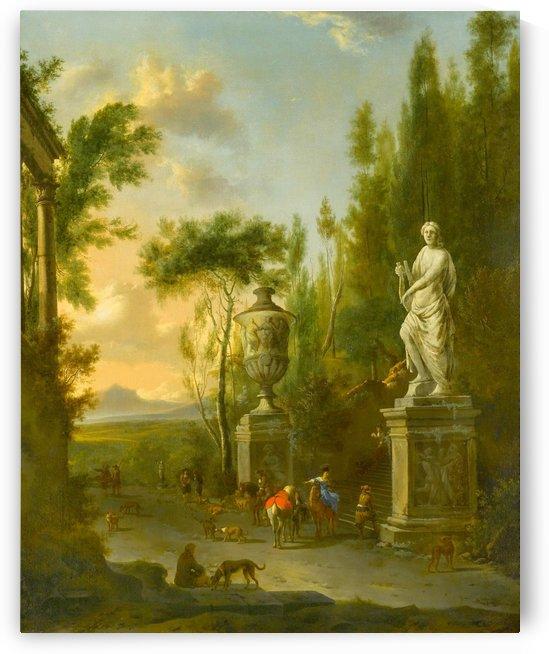 Frederik de Moucheron by Adriaen van de Velde
