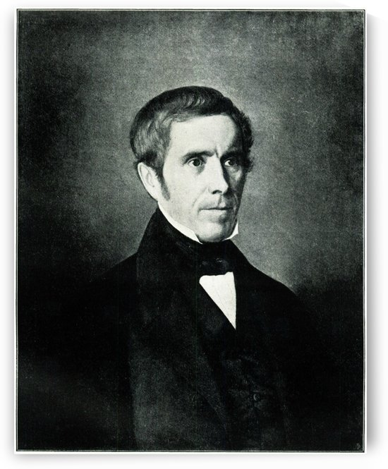 Johannes Flintoe by Adolph Tidemand