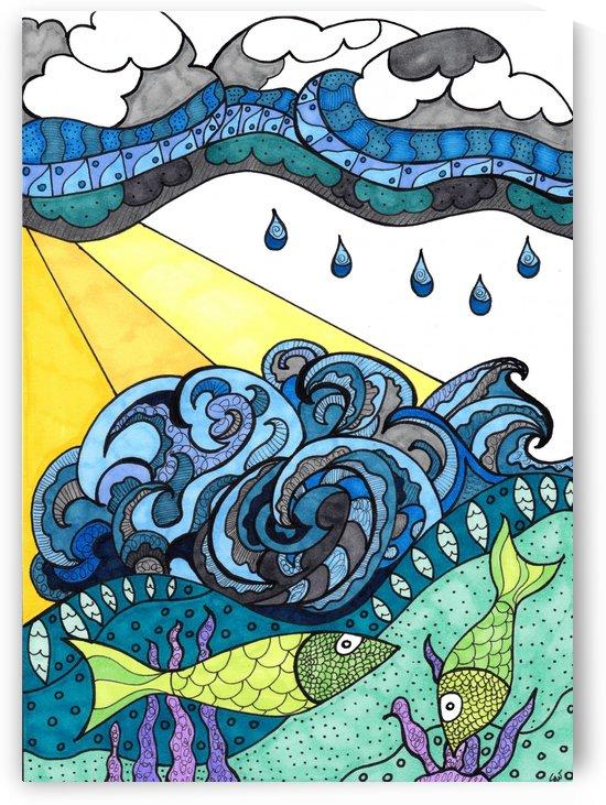 Survive the vortex by Susan Watson