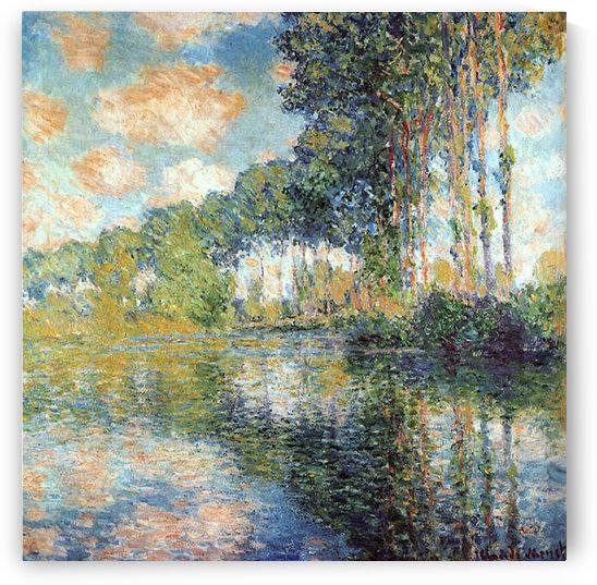 Poplars on the Epte by
