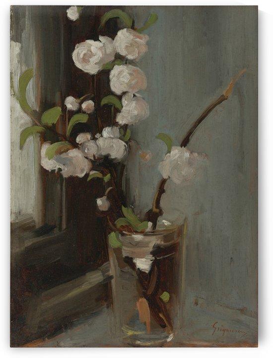 Apple blossom by Nicolae Grigorescu
