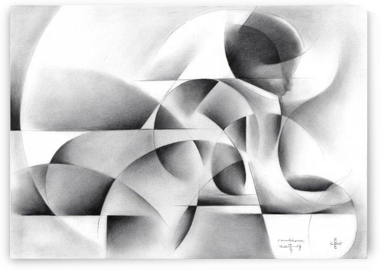 Roundism - 02-05-17 by Corné Akkers