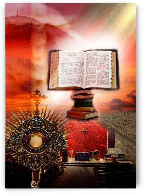 Jezus Bible Church by Damian Rosinski
