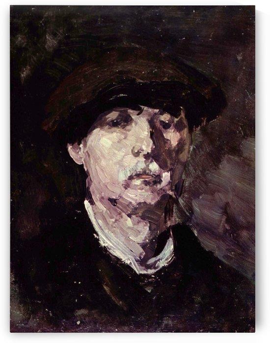 Selfportrait by Cornelis Saftleven