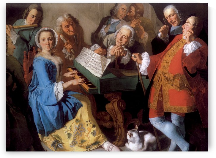Konzert by Gaspare Traversi