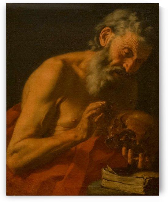 San Girolamo by Gaspare Traversi