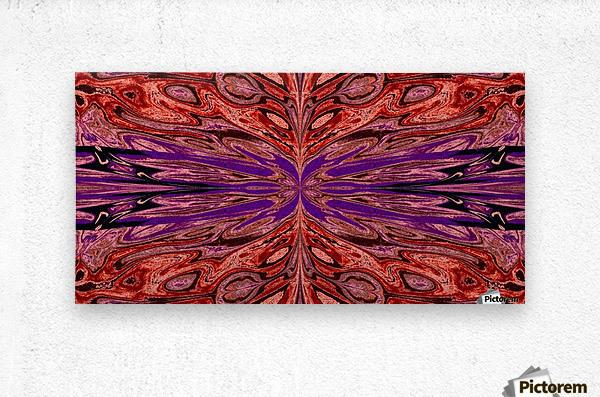 Queen of the Butterflies 39  Metal print