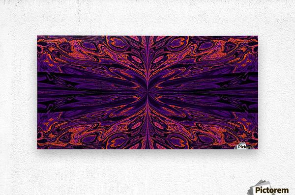 Queen of the Butterflies 46  Metal print