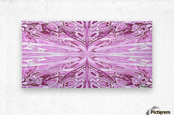 Queen of the Butterflies 48  Metal print